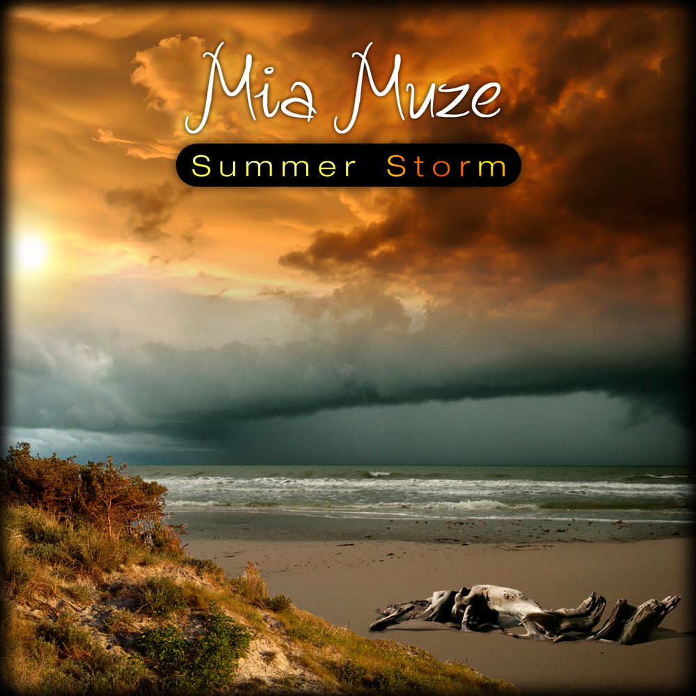 Summer Storm EP Cover Art