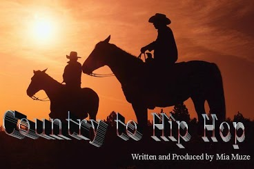 Country to Hip Hop Track Art