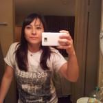 Vegas Room Selfie
