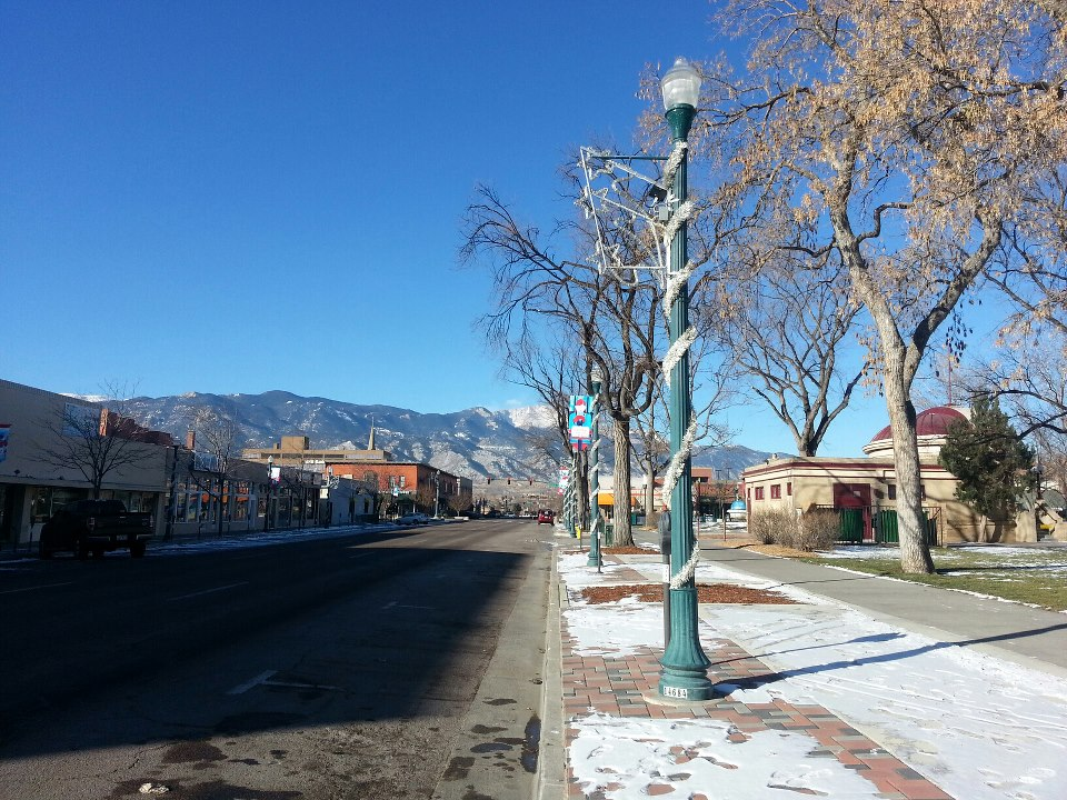 Downtown Colorado Springs