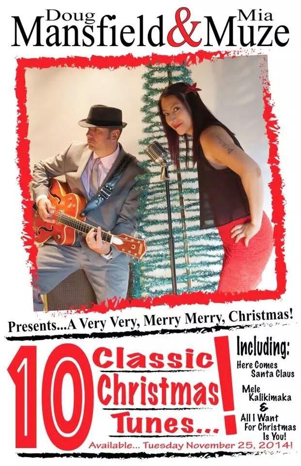 Christmas Album Poster